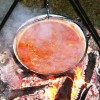Kociołek indyjski z czosnkiem i curry