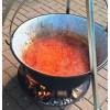 Zupa gulaszowa z kociołka