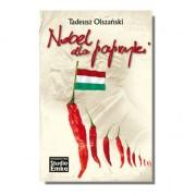 Nobel dla papryki- książka kucharska (dania węgierskie) T. Olszański