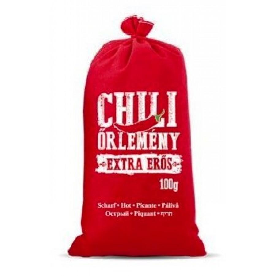 Papryka chili mielona extra ostra, 100 gr