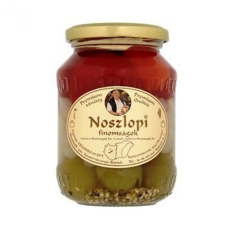 Mix węgierski ostry 370 ml