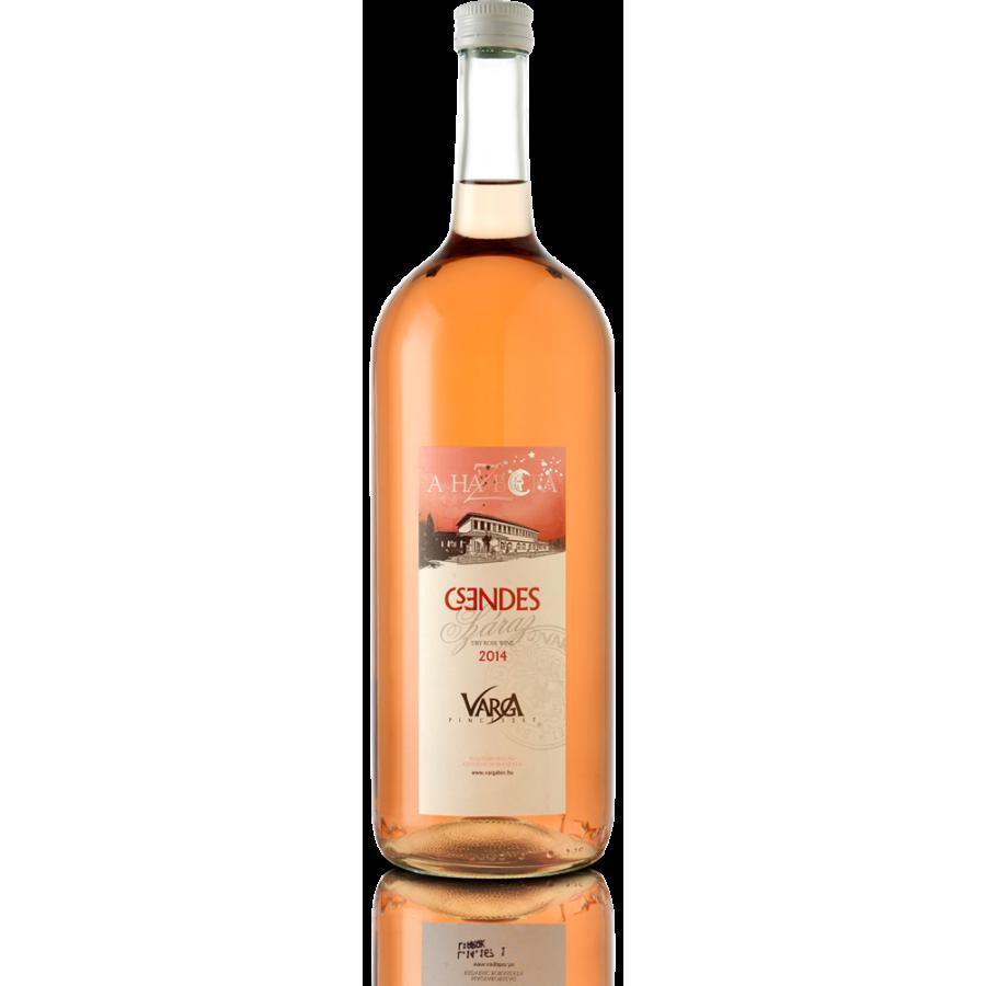 Wino różowe 1,5 l, wytrawne, Badacsony