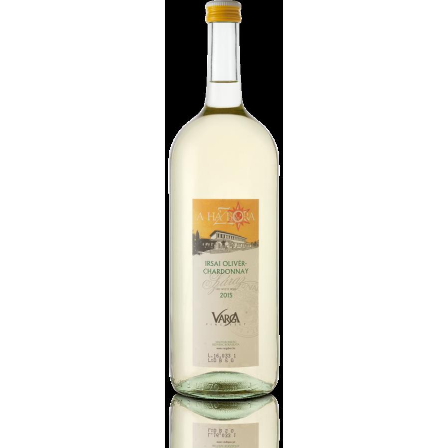 Irsai Oliver białe wino półwytrawne, 1,5 l Badacsony