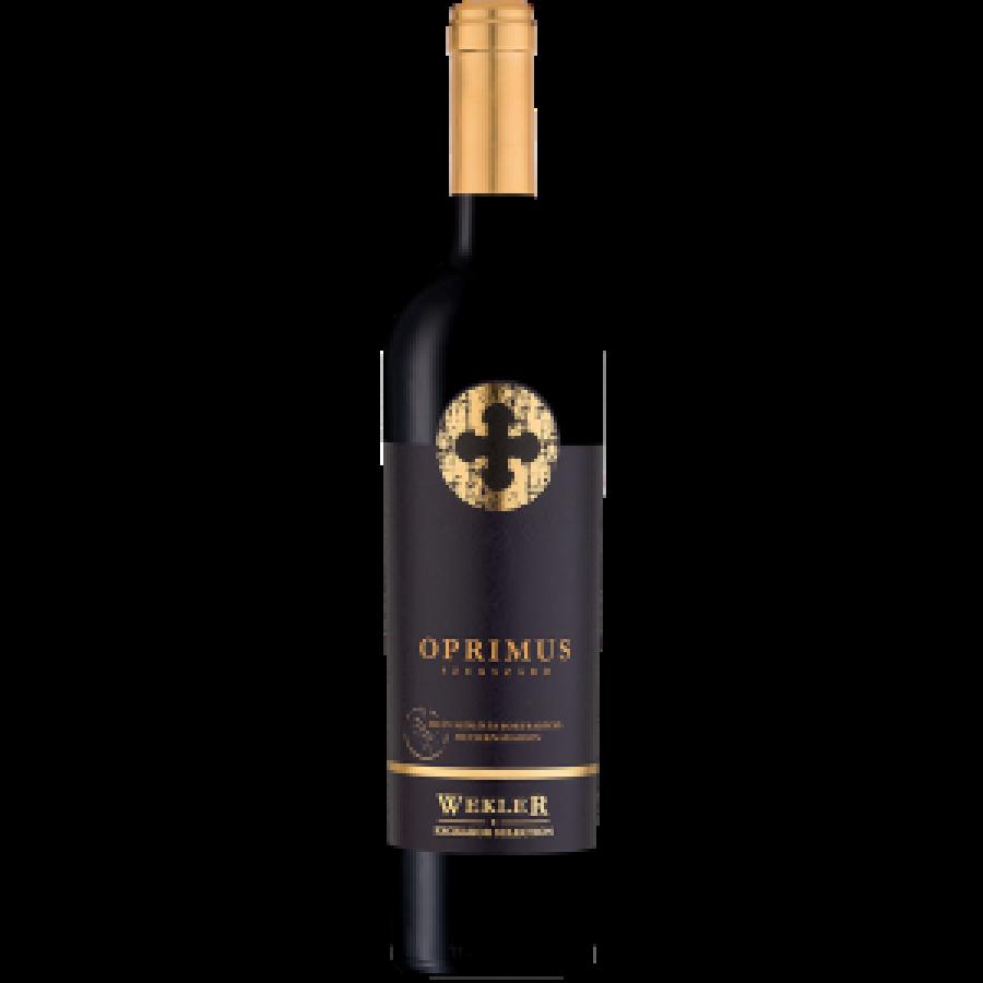 Oprimus, czerwone wino wytrawne, 12,5% (Szekszard)