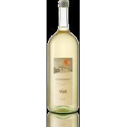 Szürkebarát, Szary Mnich, białe wino półwytrawne, 1,5 l Badacsony
